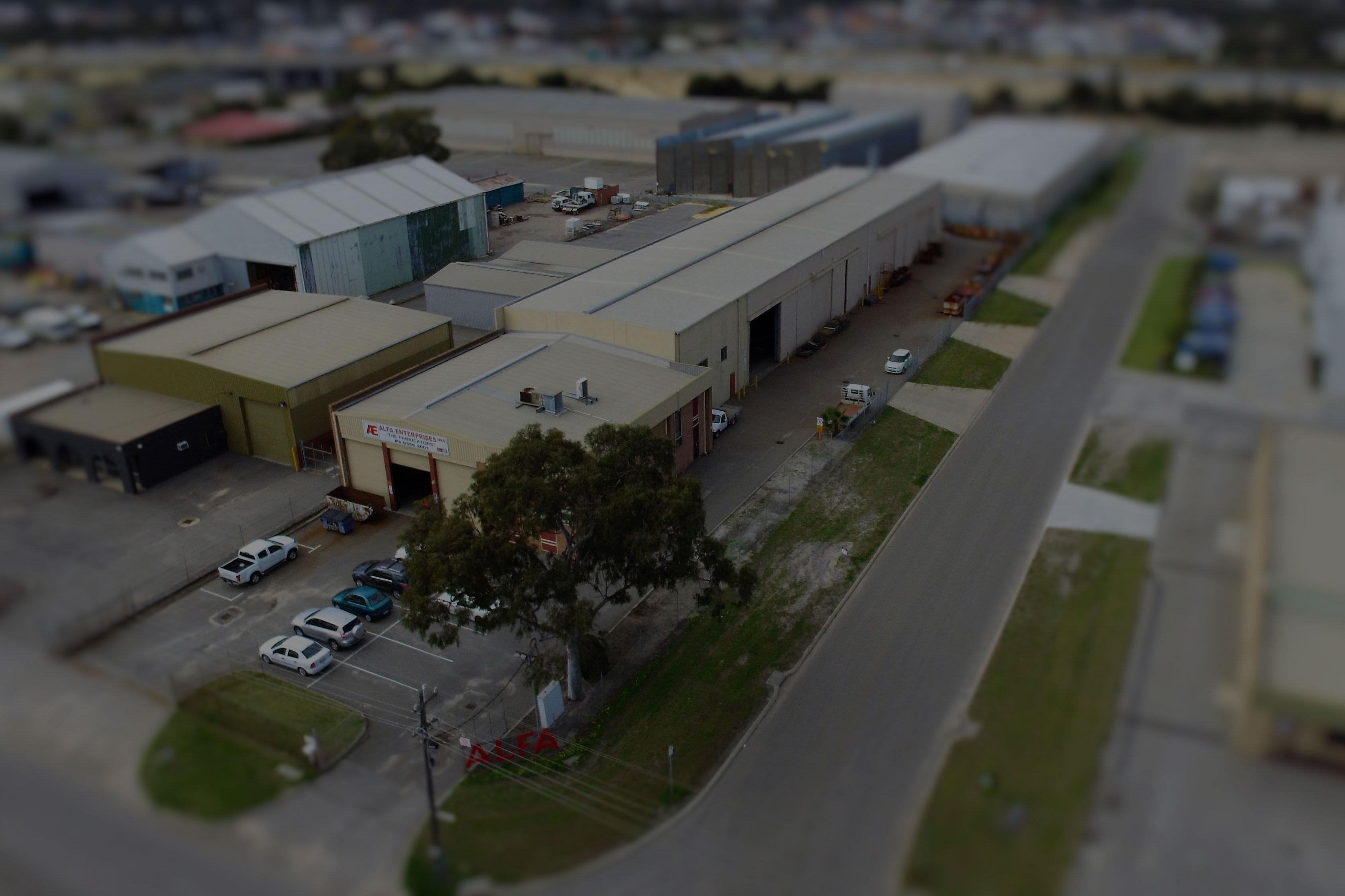 Alfa Drone Location