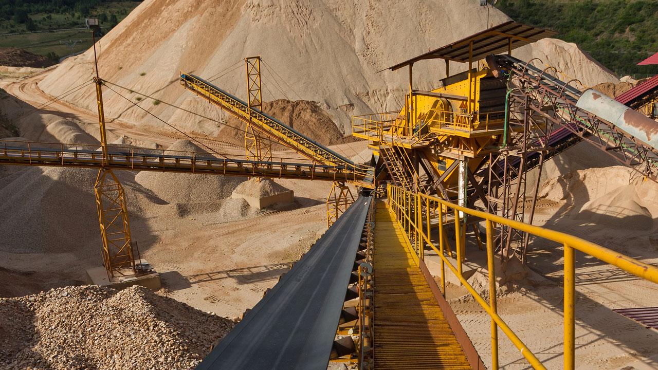 alfa mining industry