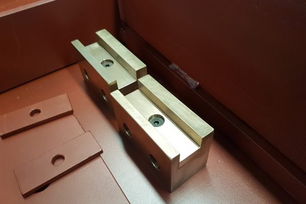 Phosphor Bronze Bearing Blocks